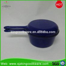 Cast Iron Sauce Pot + Fry Pan