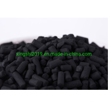 Factory Supply 4mm Coal Based Pellet Activated Carbon Used for Chemical Industry