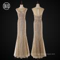 Designer heavy beaded embroidered celebrity mermaid wedding dresses