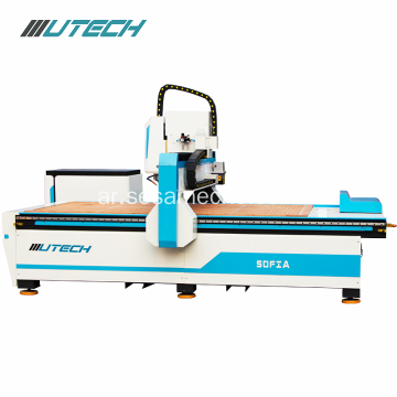 Wood CNC Router ATC Spindle CNC Carving Machine