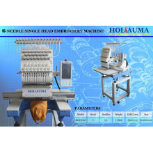 HOLIAUMA Chine Top System Single Head High Speed ​​Computer Operation Machine à broder avec 15 couleurs