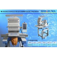 HOLIAUMA HO1501C Одиночная головка высокоскоростная машина вышивки компьютера с 15 цветами