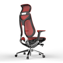 Make Your Own Logo aerodynamic heavy duty chairs red ergonomic office chair