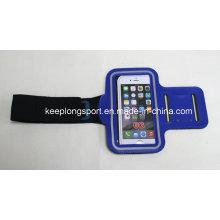 Bracelet en néoprène à la mode pour iPhone, étui pour téléphone en néoprène