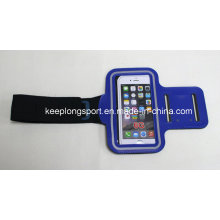 Fashionable Neoprene iPhone Armband, Neoprene Phone Case