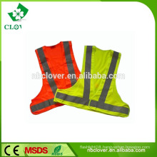 S-5XL or customized 100% polyester reflective safety jacket