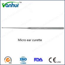 Otoscopy Instruments Sichere Mikroohr-Curette