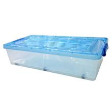 Transparente Kleidung 30L Eco-Friendly, Falten, Lager Kunststoff Aufbewahrungsbox