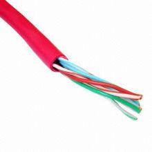 Precio de fábrica UTP CAT 5e 24AWG Cable de red