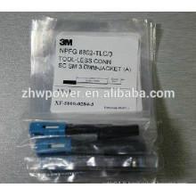 Factory Selling connecteur rapide à fibre optique sc upc 3M, connecteur rapide fibre optique, connecteur rapide à fibre optique