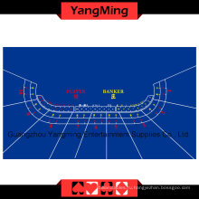 Стол баккара макет синий 10 п (YMBL01B)