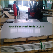 2b Finish 2mm Thick Stainless Steel Sheet in AISI 304L