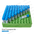 Kit de transporte viral desechable Pequeño UTM 1ml Medio