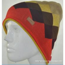 Knit Beanie Cap Knit Beanie Hat (KB-080005)