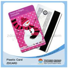 2015 Nouvelles cartes plastiques diverses, cartes PVC