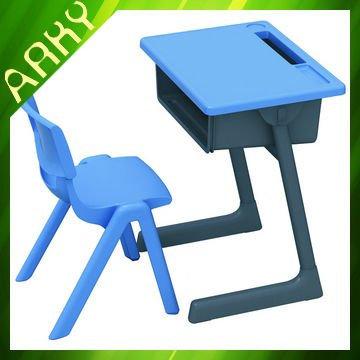Ensemble de table et de chaise scolaire de haute qualité