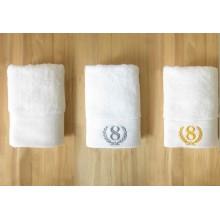 100%Cotton Hotel Dobby Bath Towel