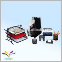 Best Selling Office Stationery conjunto de malla de metal para el trabajo y la decoración