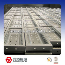 scaffolding metal plank for construction
