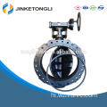 Casting Stainless Steel Manual Gear Operated Butterfly Valve JKTL BT058L