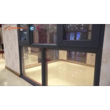 Design moderne simple cabine coulissante carrée douche / cabine de douche