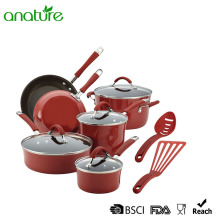 Hot Sale Non Stick Kitchen Cookware Set