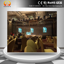 Large Size Holographic Reflection Film Virtual Projection