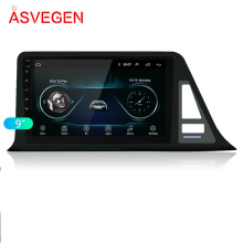 9'' Full Touch Android 9.1Car DVD Player Stereo For Toyota CHR 2019  Car Multimedia for Head Unit Dashboard GPS Navigation