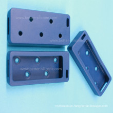 Luva impermeável moldada costume de USB da borracha de silicone da Anti-Poeira