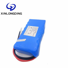 XLD 12V lithium iron phosphate battery pack with ABS case 12v 5ah lifepo4 battery