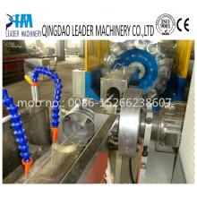 Maquinaria reforçada fibra da mangueira de jardim do PVC
