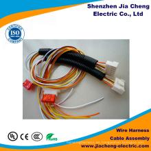 Ensamblaje de cable de proveedor de oro IP65