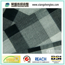 Yarn Dyed Cotton Fabric of Small Check