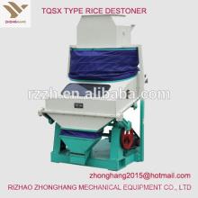 TQSX tipo destonador de arroz mchine