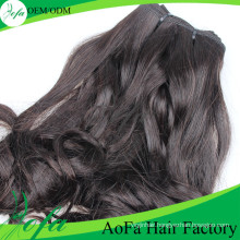 Wholesale Top Quality Natural Wave Virgin Hair Remy Human Hair