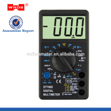 Digital Multimeter DT700D with CE Large Screen Meter Buzzer Squre Wave Out-put