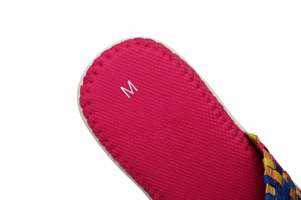 Soft Red Insoles