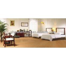Muebles de habitación de los gemelos del hotel XY2904
