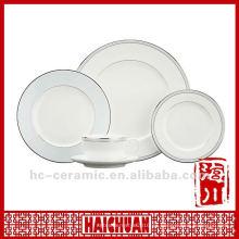 Vajilla de porcelana de cerámica