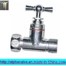 Válvula angular de latón para agua (a.1139)