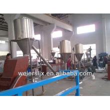 máquina certificada eficaz del gránulo del compuesto de madera de madera del ce