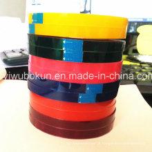 Fita de papelaria de arco-íris multi cor