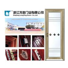 Nouvelles portes en aluminium d'usine de conception