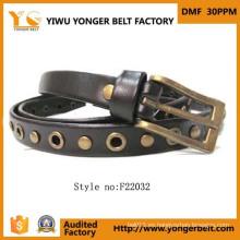 Top Design Fashion Western Rodeo Cowgirl diamantes de imitación cinturones