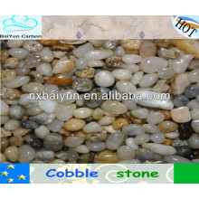 pebbles for road paving