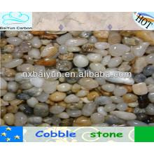Pebbles para pavimentação de estradas