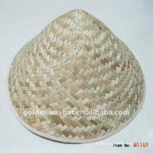 Chapéus promocionais de palha de verão Boater