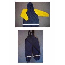 Yj-6087 Combinaisons Rain Jacket