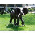 Large Size Bronze Elphant Statue For Sale