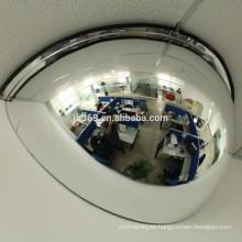 Espejo de acrílico de alta reflexión / espejo de medio domo